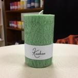 Roheline lauaküünal, 11x7 cm